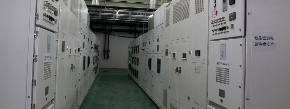 10kv配电室单母线接线图