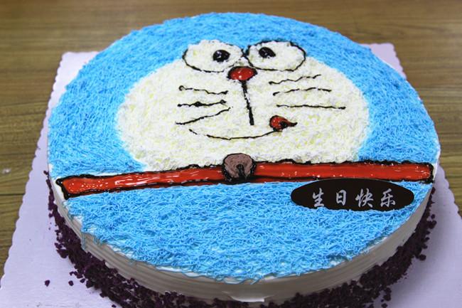 天互家人集体为8月寿星庆生,可爱诱人的生日蛋糕
